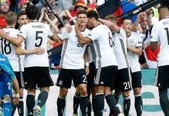 Almanya - Slovakya: 3-0