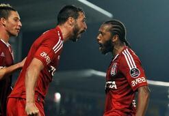 Antalyaspor-Beşiktaş: 3-5