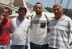 Sercan Yıldırım: Galatasarayla görüşeceğim