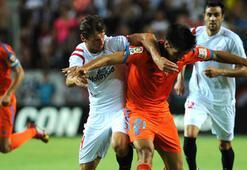 Sevilla ateşle oynadı