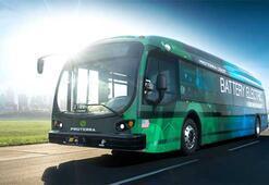 Bu otobüs tek şarjla 1700 km gidebiliyor
