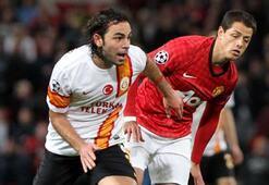 Galatasaray, yarın Manchester Unitedı konuk ediyor