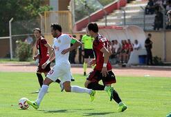 Anagold 24 Erzincanspor-Eskişehirspor: 4-2