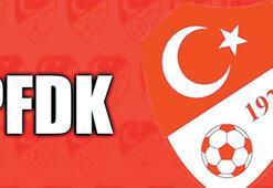PFDK kararları açıklandı Erkan Zengine 3, Nobreye 2 maç ceza...