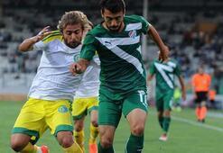 Bursaspora hazırlık maçları yaramadı