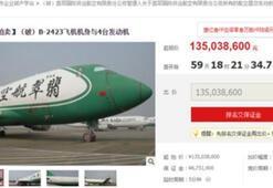 Açık artırmayla Boeing satılıyor