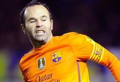 Iniesta: Ballon dOr hayallerimi süslemiyor