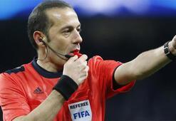 Cüneyt Çakır, Al Feiha-Al Hilal maçını yönetecek