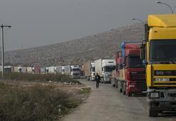Cilvegözü Sınır Kapısında yoğunluk