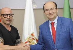 Sevilla yeni hocasını açıkladı