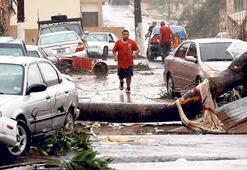 Maria kasırgası  Porto Riko'nun  fişini çekti