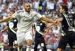 Real Madrid 3 puanla başladı