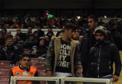 TT Arenada olay Engin Baytar...