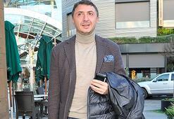 Şota Arveladze mağazaları dolaştı