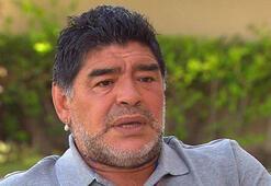 Maradonadan Messiye dön çağrısı