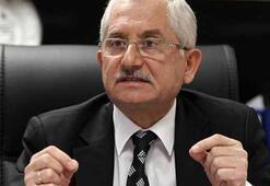 YSK Başkanı Sadi Güvenden MHP açıklaması