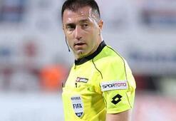 Hüseyin Göçek, Hajduk Split-Dnipro maçını yönetecek