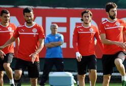 Antalyasporda liderlik üzüntüsü