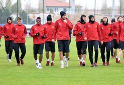 Eskişehirspor, Trabzonspor maçı hazırlıklarına devam ediyor