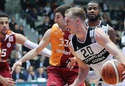 Basketbolda Beşiktaş SJ - Galatasaray OB derbisi
