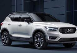 Volvo en küçük SUV modelini tanıttı: XC40
