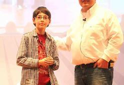 13 yaşındaki yazılımcı Arda Özkal