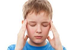Baş ağrısı çocukların da derdi