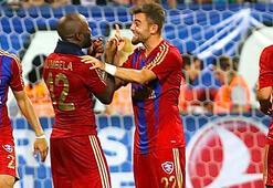 Kardemir Karabüksporun Avrupada 4. maçı...