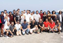 'İlk Buluşmada yeni şakalar Kıbrısta