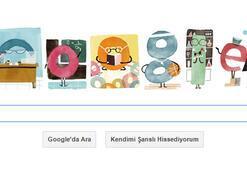 Google 24 Kasım Öğretmenler Gününü unutmadı