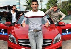 MP Antalyaspor otomobil tanıttı