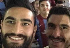 Mehmet Ekici ve Özerden 24 Kasım selfiesi