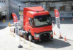 Renault Trucks ilk teslimatı gerçekleştirdi
