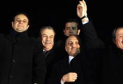 4 Ex - Minister vor der Untersuchungskommission