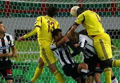 Udinese Rusyadan çıkamadı