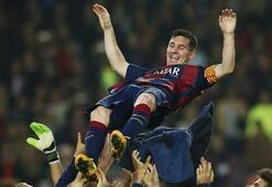 Guardiola: Messinin rekoru 600 yıl kırılamaz