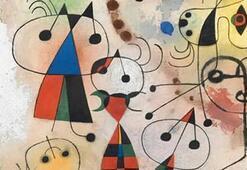 Portekizde Mironun 85 tablosu satışa çıkarıldı