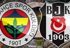 Fenerbahçe Beşiktaş maçı saat kaçta hangi kanalda yayınlanacak Muhtemel 11ler...