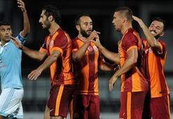 Galatasarayın hazırlık maçı yapacağı takımlar belli oldu
