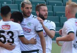 Atiker Konyaspor - Teleset Mobilya Akhisarspor: 2-0