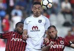 Gençlerbirliği - Medipol Başakşehir: 1-0