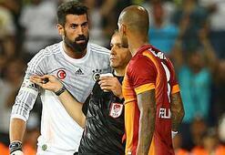 Galatasaray taraftarından Melo resti