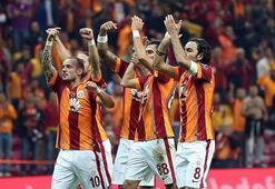 Galatasarayın Avrupada 260. randevusu