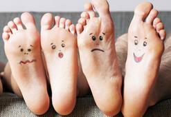 Güzel ve sağlıklı ayaklar için bunları yapın
