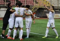 Grandmedical Manisaspor - İstanbulspor: 1-2