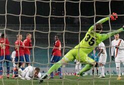 Roma - CSKA Moskova: 1-1