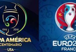 Copa America ile EURO 2016 şampiyonu maç yapacak