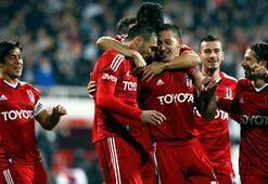Beşiktaş'ta Holosko kendini aştı