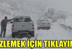 Meteorolojiden kar alarmı