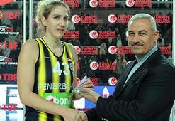 İstanbul Üniversitesi, Fenerbahçeden Nevin Nevlini transfer etti